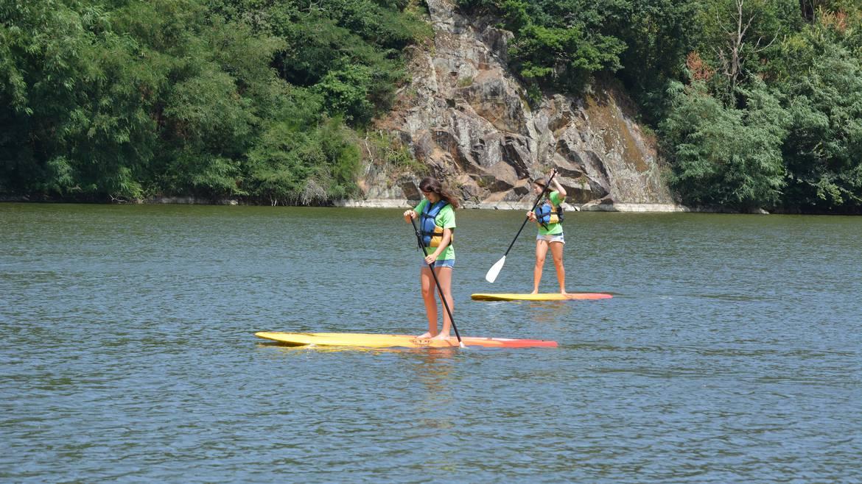 Canoë, voile ou paddle