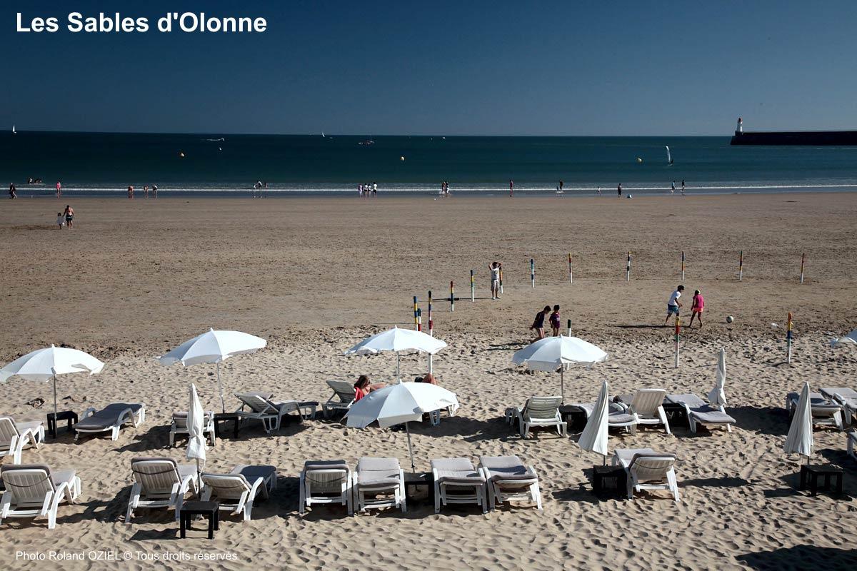 La plage, soleil, mer...